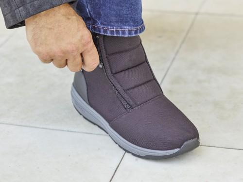 Adaptive Зимние сапоги низкие мужские Walkmaxx
