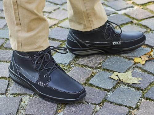 Comfort Полусапоги кежуал мужские Walkmaxx
