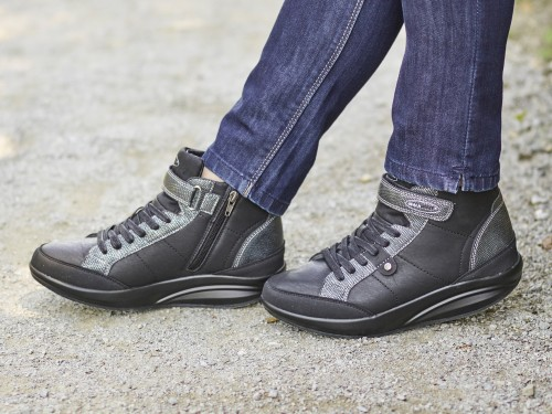 Comfort Ботинки на танкетке Элегант Walkmaxx