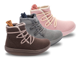 Полуботинки на шнуровке Comfort