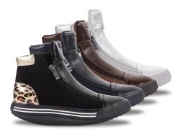 Ботинки женские на танкетке 4.0 Comfort
