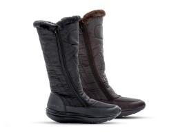 Comfort Зимние женские сапоги Walkmaxx высокие Walkmaxx