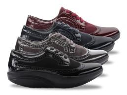 Ботинки оксфорды женские 3.0 Pure