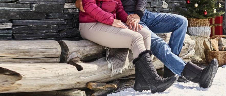 Новая коллекция обуви для Вашей комфортной зимы!