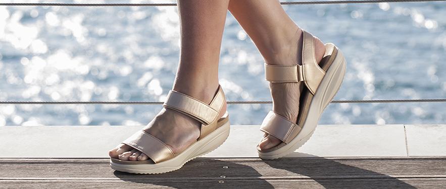 Сандалии Walkmaxx станут вашей любимой обувью!