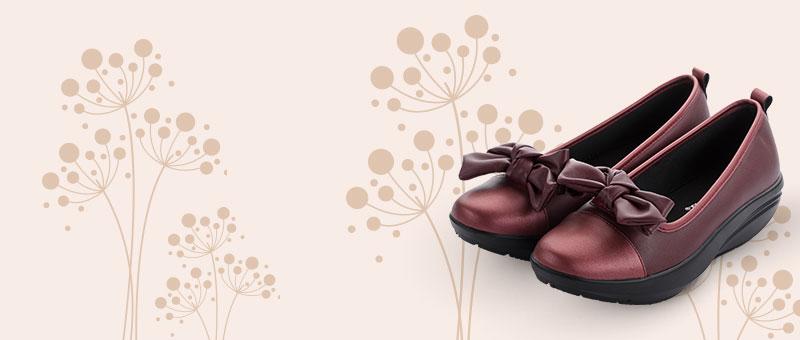 Демисезонные балетки 3.0 Comfort: