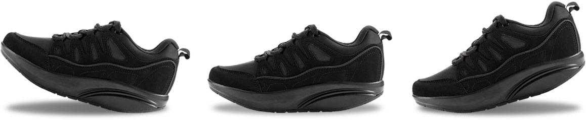 50f822c3c WALKMAXX КРОССОВКИ ФИТ ФЛЕКС идеально приспосабливаются к стопам любой  формы! Независимо от ширины стопы, обувь Walkmaxx Black Фит Флекс идеально  ...