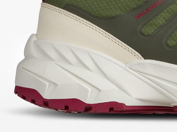 Walkmaxx Sneaker Outdoor Matte Flat