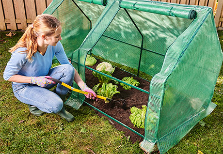 Grow Garden Greenhouse
